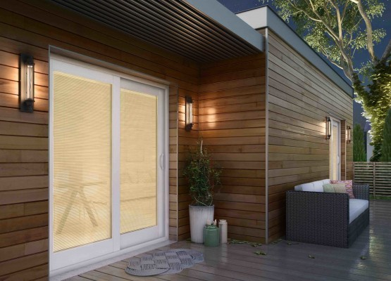 patio doors - cossins windows & doors