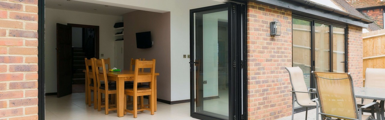 Bifold Patio Doors Cossins Replacement Windows Calgary