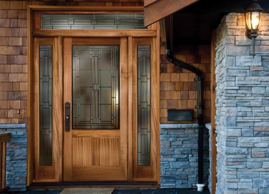 exterior doors - cossins windows and doors