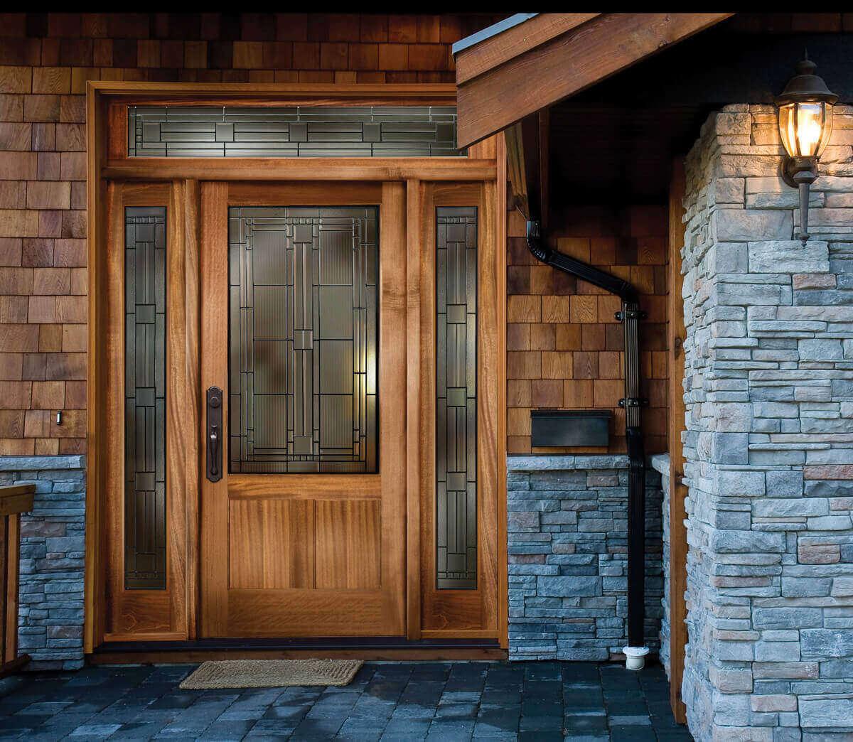 Solid Wood Exterior Doors Solid Wood Doors Solid Wood Entry Doors