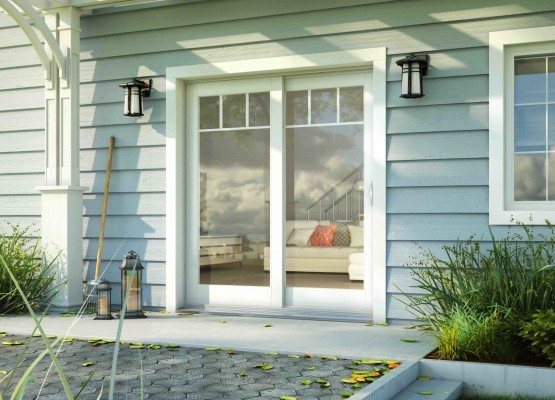 patio doors - cossins windows and doors